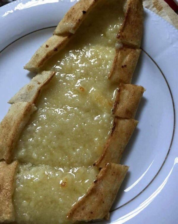 Elazığ Peynirli Ekmek 5 Adet